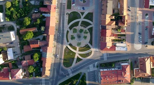 Fotografujemy  <b>ogrody, parki, rynki</b> - Żabno