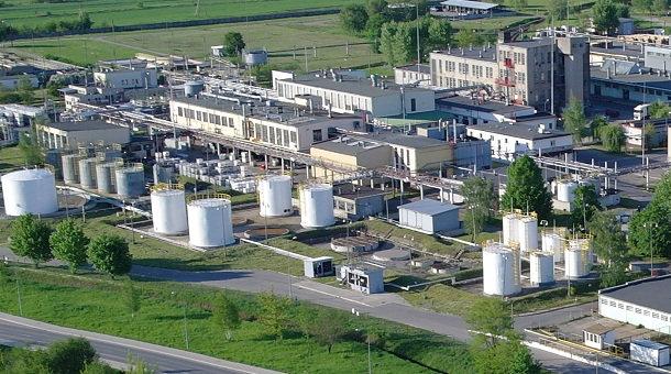 Fotografujemy  <b>fabryki</b> - Tikkurila Polska S.A.